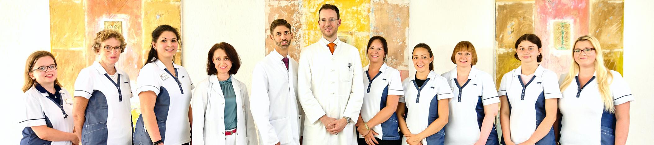 Augenarztpraxis Bonn Team